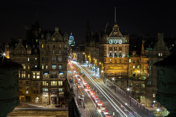 Waverley Gate Rooftop View