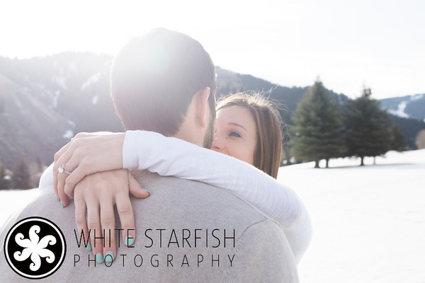 Beaver Creek Engagement Photos - Connor and Taylor