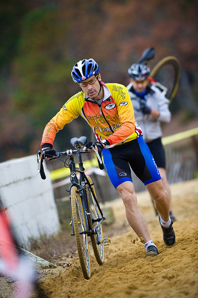 .....scenes from around the race <br> Beacon Cross 2009