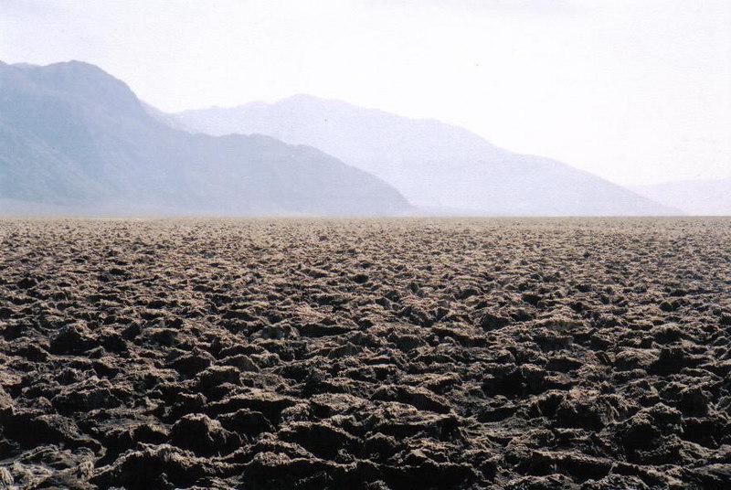 Death Valley, California October 2006