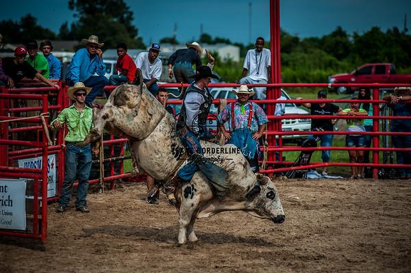 9-16-2012 (Sunday) Orange Sheriff Posse Rodeo