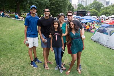 Memorial Day Weekend in Atlanta