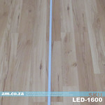 SKU: LED-1600, 1600mm Long LED Tube with White Light Illumination, 240V DC