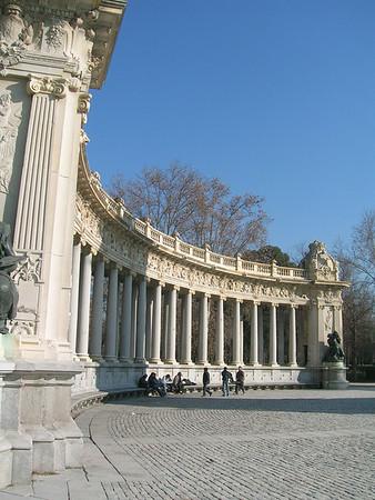 Madrid, Segovia & Toledo  2007