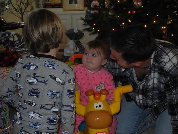 Maggie, Brian and Nana Johnson 12-26-17