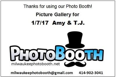 1/7/17 Amy & T.J.