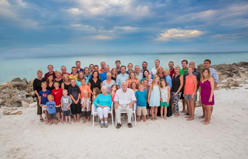 65th Anniversary & Reunion Portraits