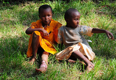 Beautiful Faces of Kenya