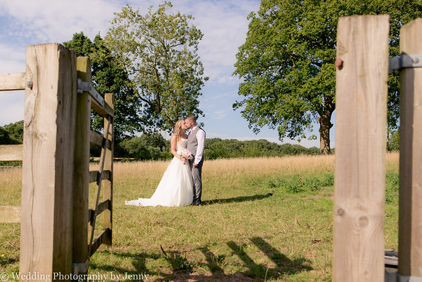 worcestershire wedding photos