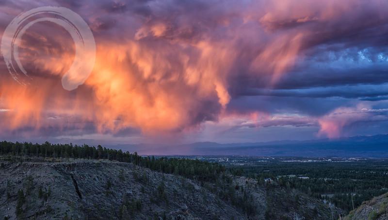 Atomic Clouds over Los Alamos, NM