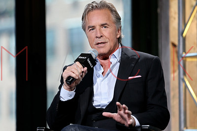 """New York, NY - September 25:  Don Johnson visits the BUILD Speaker Series: Discussing """"Blood And Oil"""", New York, USA."""