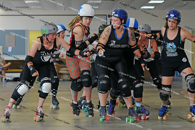 SCDG RollerNon Scrimmage - July 26th, 2014
