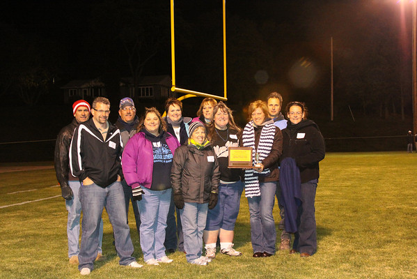Alumni at Homecoming