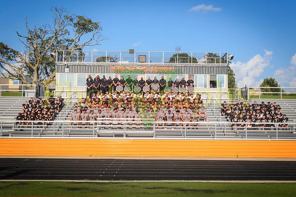 Bonner Springs Football 2019