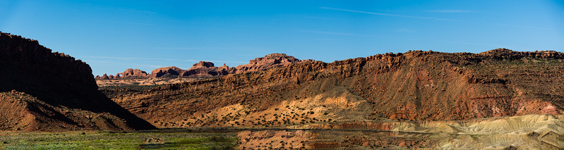 Arches and Dead Horse Point
