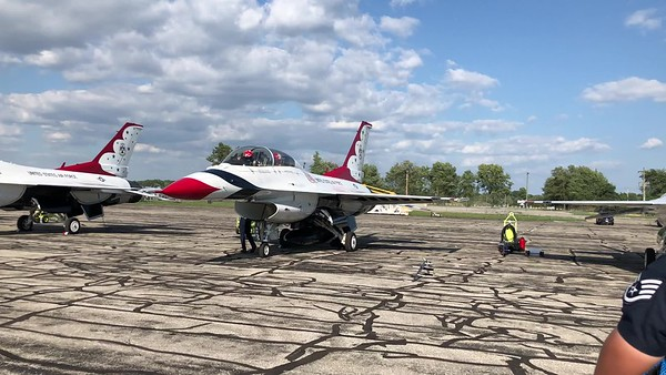 8-23-2018 Detroit Red Wings Luke Witkowski Thunderbird #7