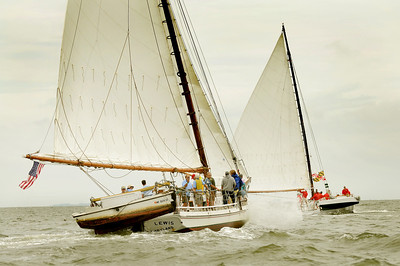 The 50th Annual Skipjack Races