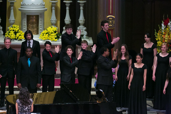 11. Academy of Music at Hamilton High School Chamber Singers