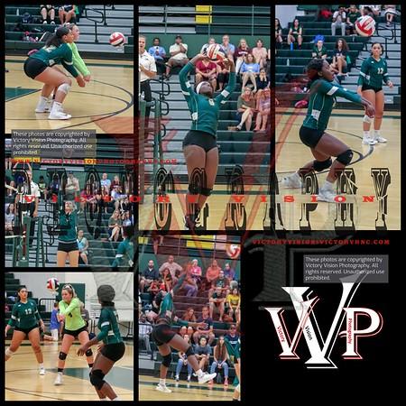 Woodbridge Varsity Girls Volleyball 9-5-18