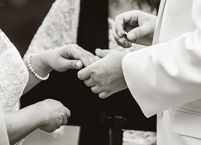 Jennifer and Robert Wedding