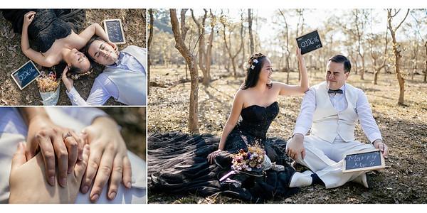 Prewedding Book #1 | 婚紗本 #1