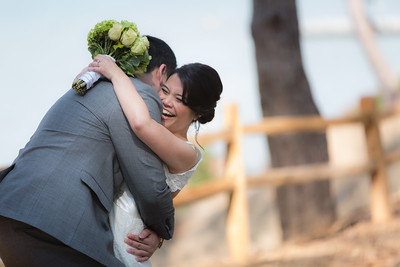 Melissa + Mark  Wedding