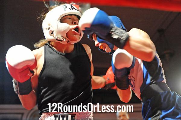 Bout #2  Devin Tomkins, Amer Ath Assoc, Bay City, MI -vs- Jeffrey Gause, Cudell, Cleve. HS 132 lbs, Novice
