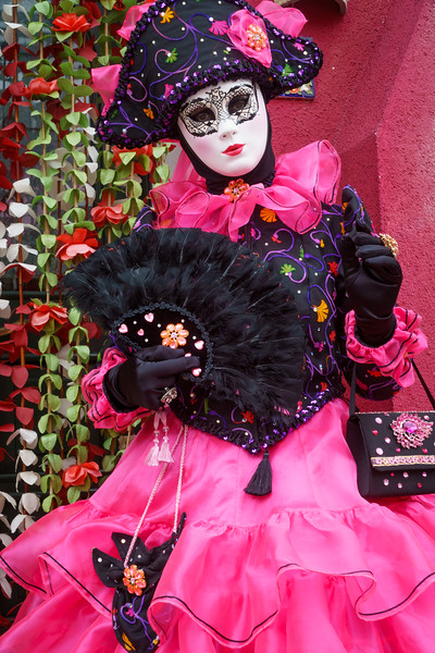Wonderful costume shot at magic Burano!