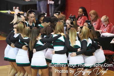 10-27-2018 Walter Johnson High School at MCPS D1 Cheerleading Championship at Montgomery Blair High School, Photos by Jeffrey Vogt Photography