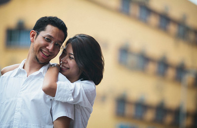 Iwan & Azila