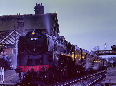 Bluebell Railway: Scans.
