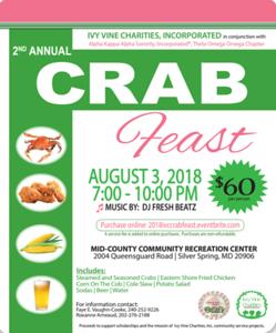 2018-08-03 IVC Crab Feast