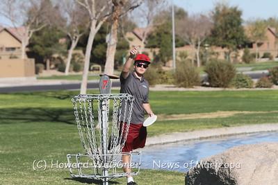 Disc Golf 2018
