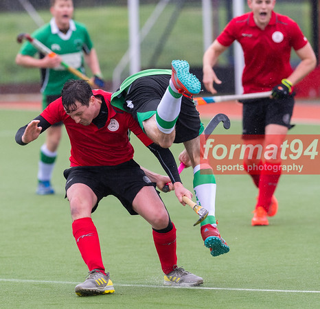 Lichfield Men's 1st XI v Didsbury Northern - 26 October 2019