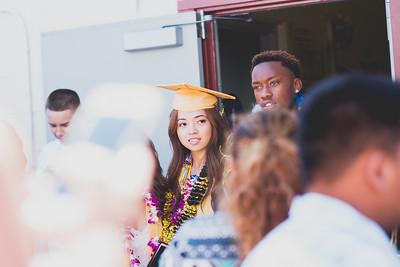 Evita's Graduation