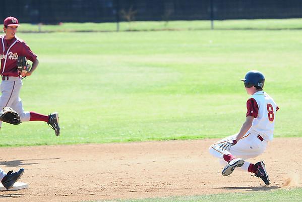 Torrey Pines JV Baseball vs Mission Hills, April 28, 09