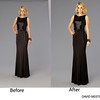 Ecommerce retouching for Kellwood (David Meister)<br /> Photography by Alfelino Feliciano<br /> Retouching by Ancel Sitton