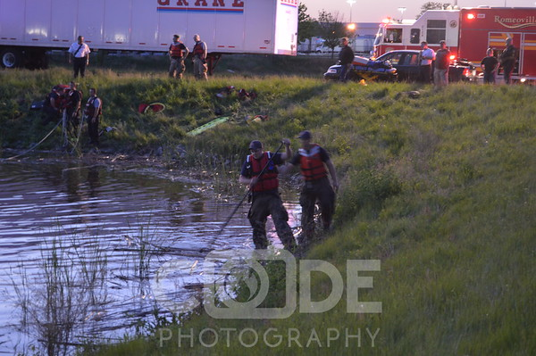 Water Rescue (5/22/14)