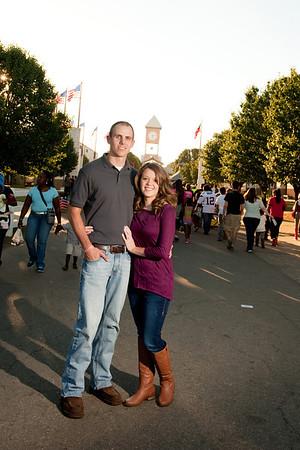 T.J. and Holly.  Georgia State Fair.  Perry, Georgia