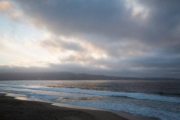 Monterey & California Highway 1