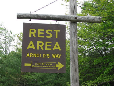 Arnold's Way Rest Area