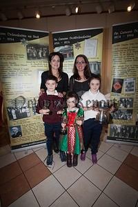 Gaelscoil Phaidraig Naofa were the Overall winners aswel as picking up the Best Male Actor Award, The Adjucators prize and a special 1916 Award. R1609023
