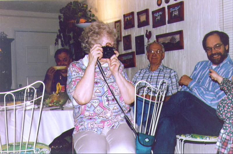 Mike, Bonnie, Wayne & Dave, 1995  .jpg