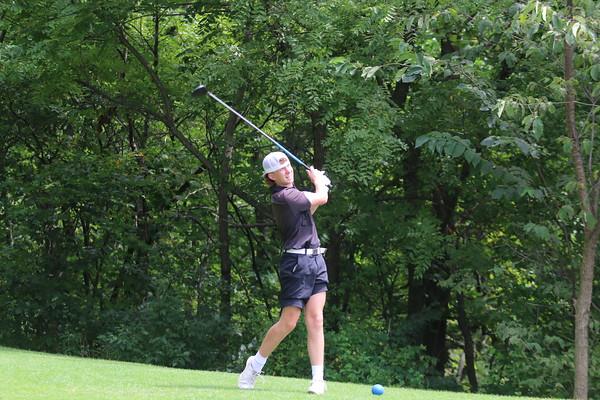 August 12, 2021 - Hillsboro Boys Golf