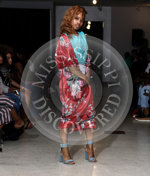Fashion Mississippi Week - Unapologetic Fashion Show part 3 of 4