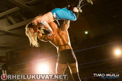 Talvisota IX - Wrestling Show