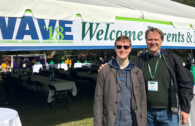 November 2018 Tulane Homecoming