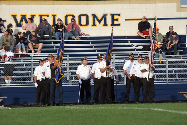 Ithaca Vs St. Louis football Sept 13th, 2019