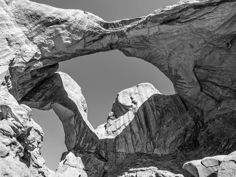 Double Arch: architecture