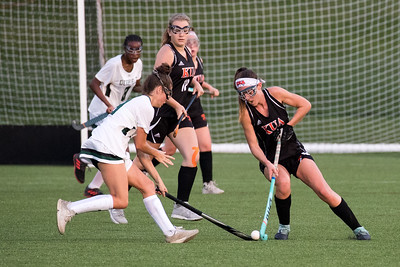 GVFH vs Deerfield 10/10/18